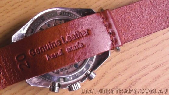 nato leather strap genuine leather-hand-made