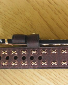 Winto Brown Outback Watch Strap