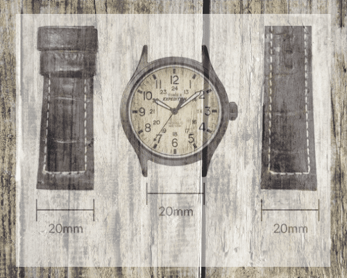 popular watch width sizes