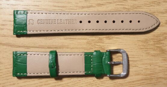 Noosa Australia green leather starp rear