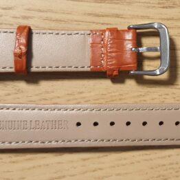 Noosa Australia Tan Leather Watch Strap