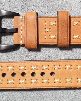 winton australia leather watch strap