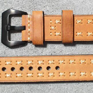 winton australia leather watch strap