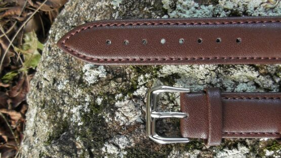 warana brown calf leather watch strap for sale