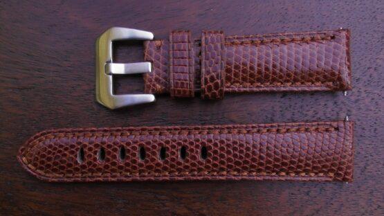 beerwah australia genuine lizard leather watch strap