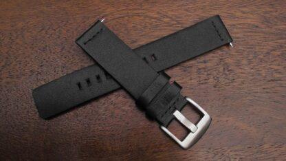 valdora leather strap for sale black
