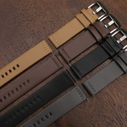 valdora genuine leather moder watch straps