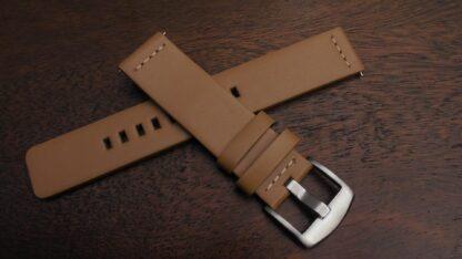 valdora australia tan colour watch strap quick release