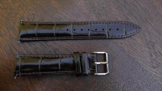 kenilworth brown leather strap