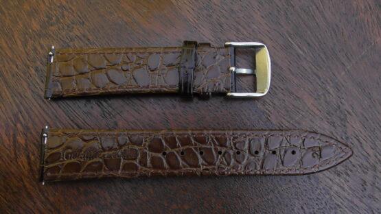 kenilworth australia brown leather strap rear