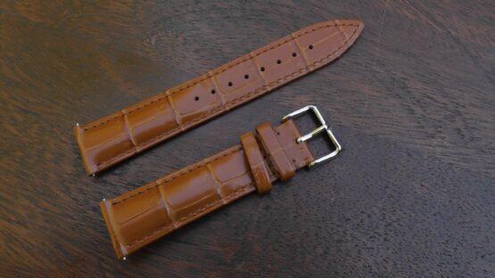 tan colour leather strap