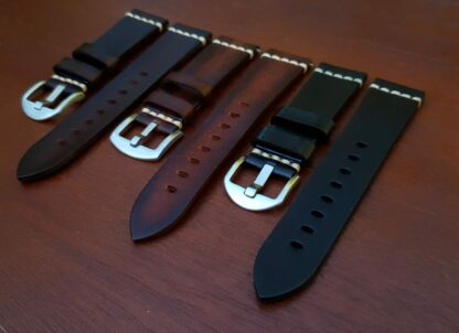 kiamba australia leather watch strap all colours