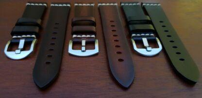 kiamba italian calf leather watch strap