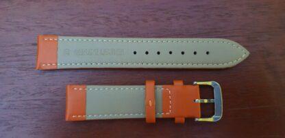 rear of warana orange strap